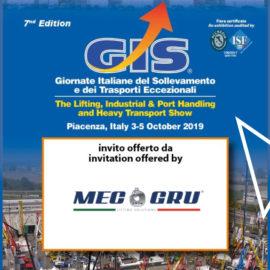 Invito GIS Expo – MEC GRU
